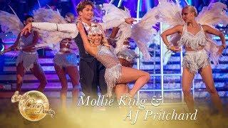 Mollie and AJ Charleston to