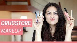 Basic Drugstore Makeup Tutorial | Beauty BFF | Full Face Makeup | MissMalini