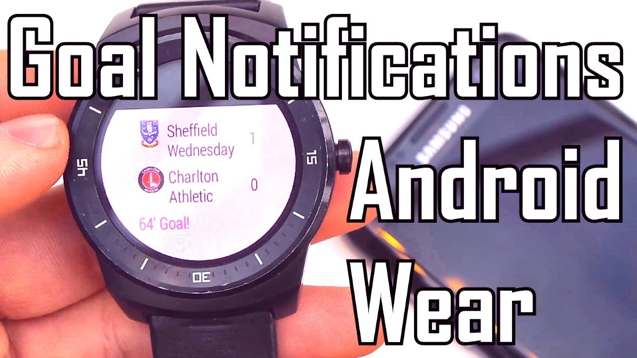 Sofa Score Live Games Football Score Notifications On Android Wear Review Demo Of The Fotmob Live Score App