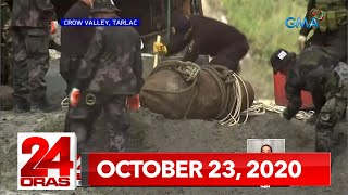 24 Oras Express: October 23, 2020 [HD]