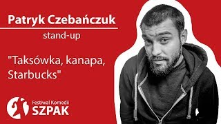 Patryk Czebańczuk stand-up -