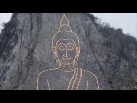 พาเดินชมความงดงามและความยิ่งใหญ่ของพระพุทธรูปแกะสลักเขาชีจรรย์