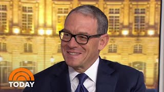 Daniel Silva Talks 'The New Girl,' His Ripped-From-The-Headlines Thriller | TODAY
