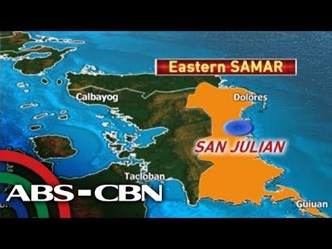 Earthquake hits Eastern Samar | ANC