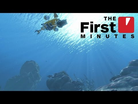 The First 13 Minutes of Ocean Descent VR