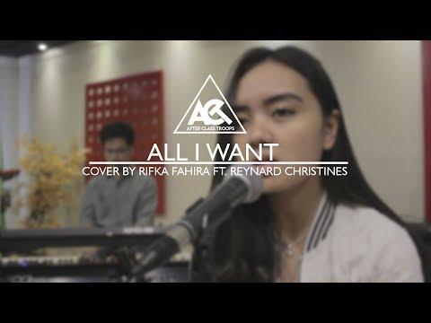 Kodaline - All I want ( cover by Rifka Fahira ft  Reynard Christines)