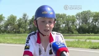Велоспорт  Парная гонка  2014