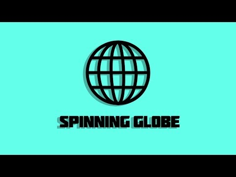 Spinning Globe After Effects Tutorial