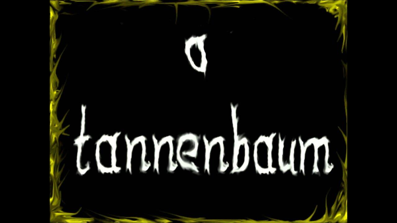 Rammstein Oh Tannenbaum.O Tannenbaum Metal Version