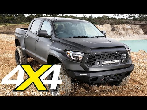 Custom Toyota Tundra review | 4X4 Australia