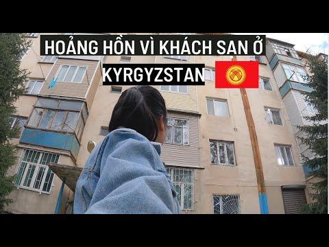 🇰🇬Lái xe 400 km trên con đường tơ lụa và hoảng hồn khi nhận khách sạn ở Kyrgyzstan