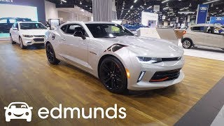 2018 Chevrolet Camaro Features Rundown