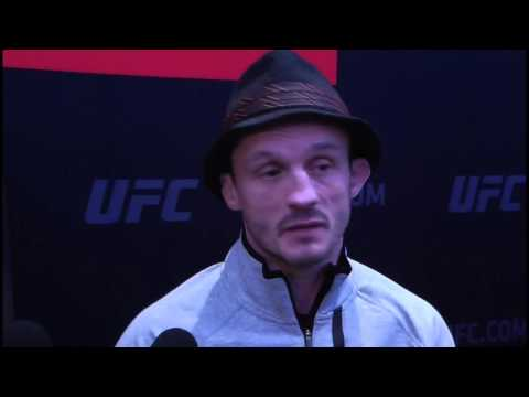 Pre-Fight Interview with Brad Pickett at UFC London