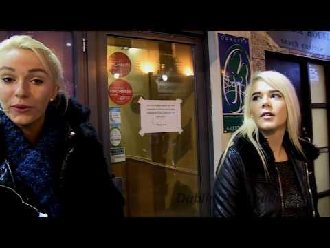 Men vs women. Nightlife. Enjoy real Irish accent. Dublin, Ireland, jokes, fun, laugh, pranks.