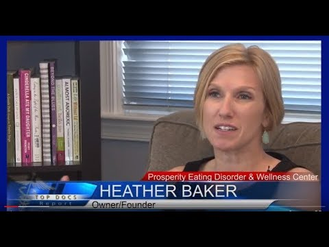 Top Doctors Interviews Featuring Heather Baker | Prosperity Eating Disorder