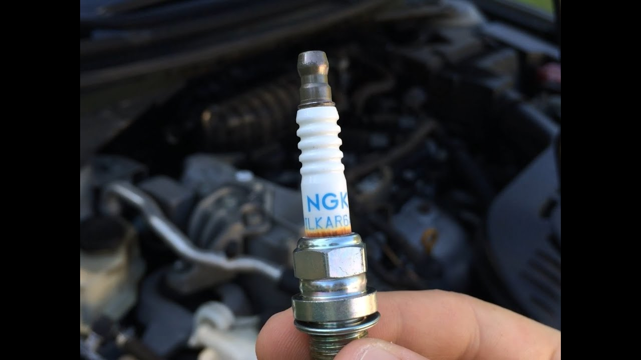 Spark Plugs Replacement - Nissan Altima 2007-2012 - 4 ...