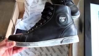 TCX X-Street Waterproof Boot Review - Motorcycle Shoe