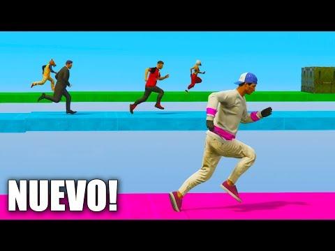 NUEVO MINIJUEGO!! CORRE RÁPIDO!! - GTA V ONLINE - GTA 5 ONLINE