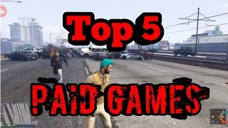 Top 3 Paid Games For Android