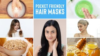 Best Hair Masks For All Hair Types Using Natural Ingredients Glamrs Haircare Guide Episode 4
