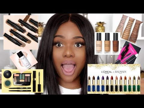 BRANDS ARE NOT PLAYING! HUGE 2018 PR UNBOXING! | Cynthia Gwebu