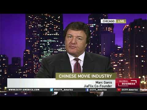 Movie business expert Marc Ganis on China's movie industry