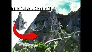 EPIC Transformation OF YOUR Minecraft Worlds!
