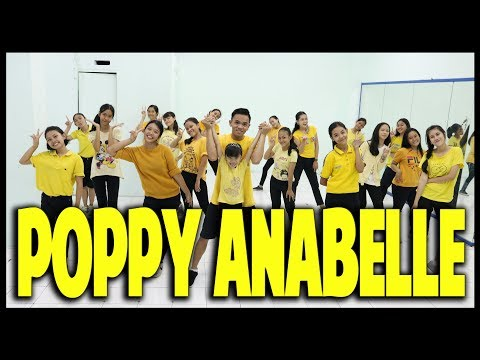GOYANG POPPY ANABELLE - Choreography BY DIEGO TAKUPAZ