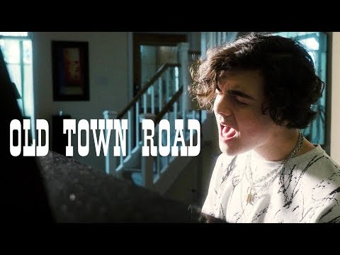 Old Town Road - Lil Nas X ft. Billy Ray Cyrus (Cover by Alexander Stewart)