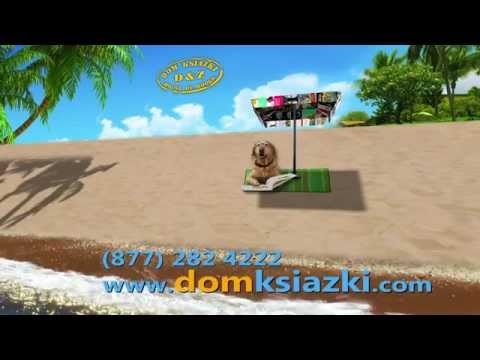 TV commercial - D&Z House of Books (8 sek) sponsorship (after) - vacation