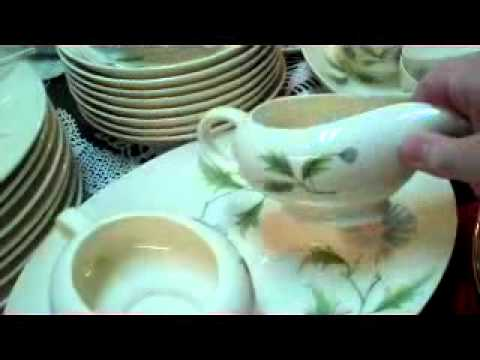 Antiquing With Your Best Friend - Depression Glass Shopping With Kathy