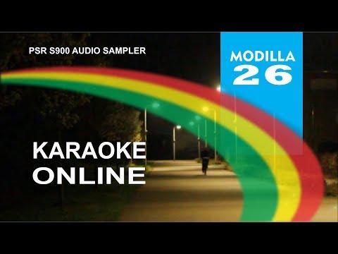 ALIKA  - Aku pergi karaoke sampler s900
