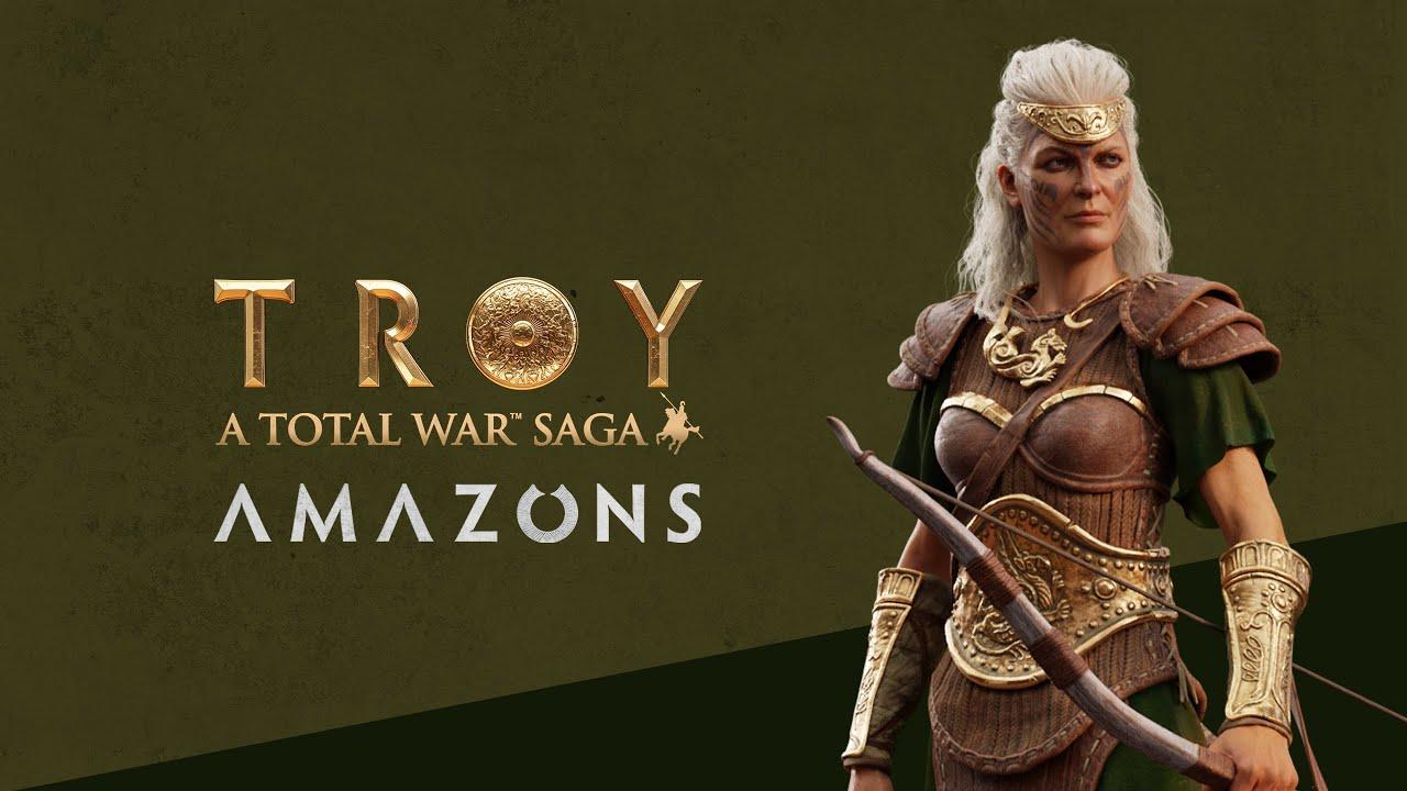 TotalWarTroy#1 Hipolita, A Rainha Guerreira #Em busca de um Reino