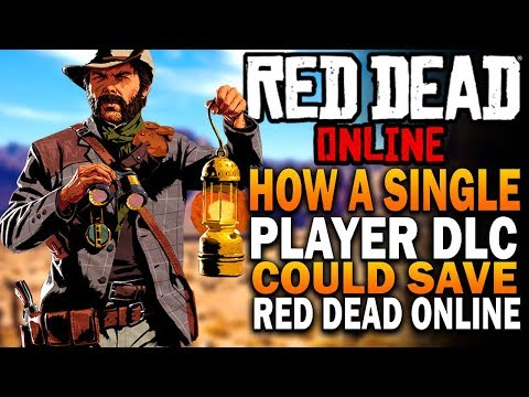 How A Red Dead Redemption 2 DLC Could Save Red Dead Online