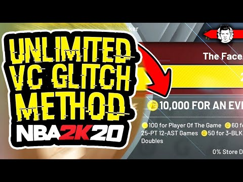 NEW FASTEST VC GLITCH METHOD IN NBA 2K20  - ALL SYSTEMS 100% WORKING
