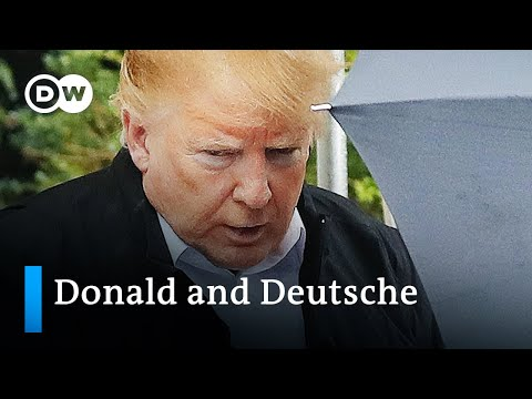 Tax returns shed light on entanglements between Donald Trump and Deutsche Bank | DW News