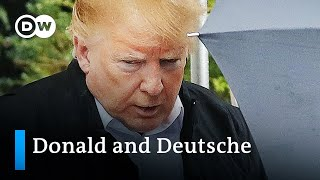 Tax returns shed light on entanglements between Donald Trump and Deutsche Bank | DW News
