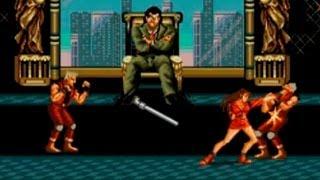 Street of Rage (Genesis) All Bosses (No Damage)
