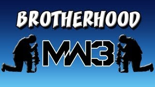 Call of Duty: MW3 | Gun Game on Seatown, The Brotherhood