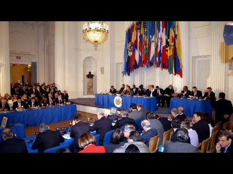 Is Venezuela's Withdrawal from the OAS Justified?