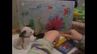 Вольт и супер хорошо добрый Джими волшебник / мультфильм с игрушками про супер-собаку
