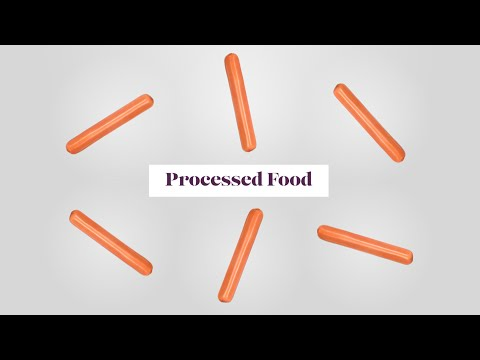 How Food Processing Has Changed Our Eating Environment