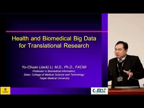 Health and Biomedical Big Data for Translational Research