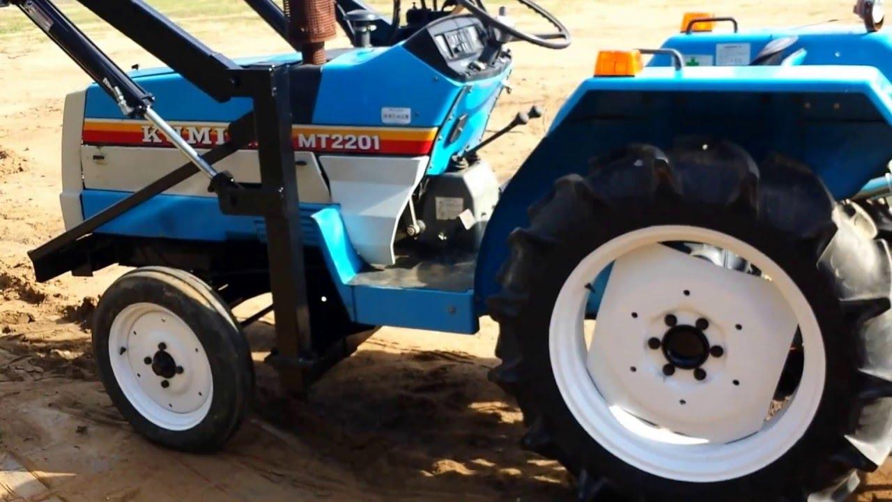 Mitsubishi Tractor Mt2201 Parts : Mitsubishi mt used compact tractor for sale by