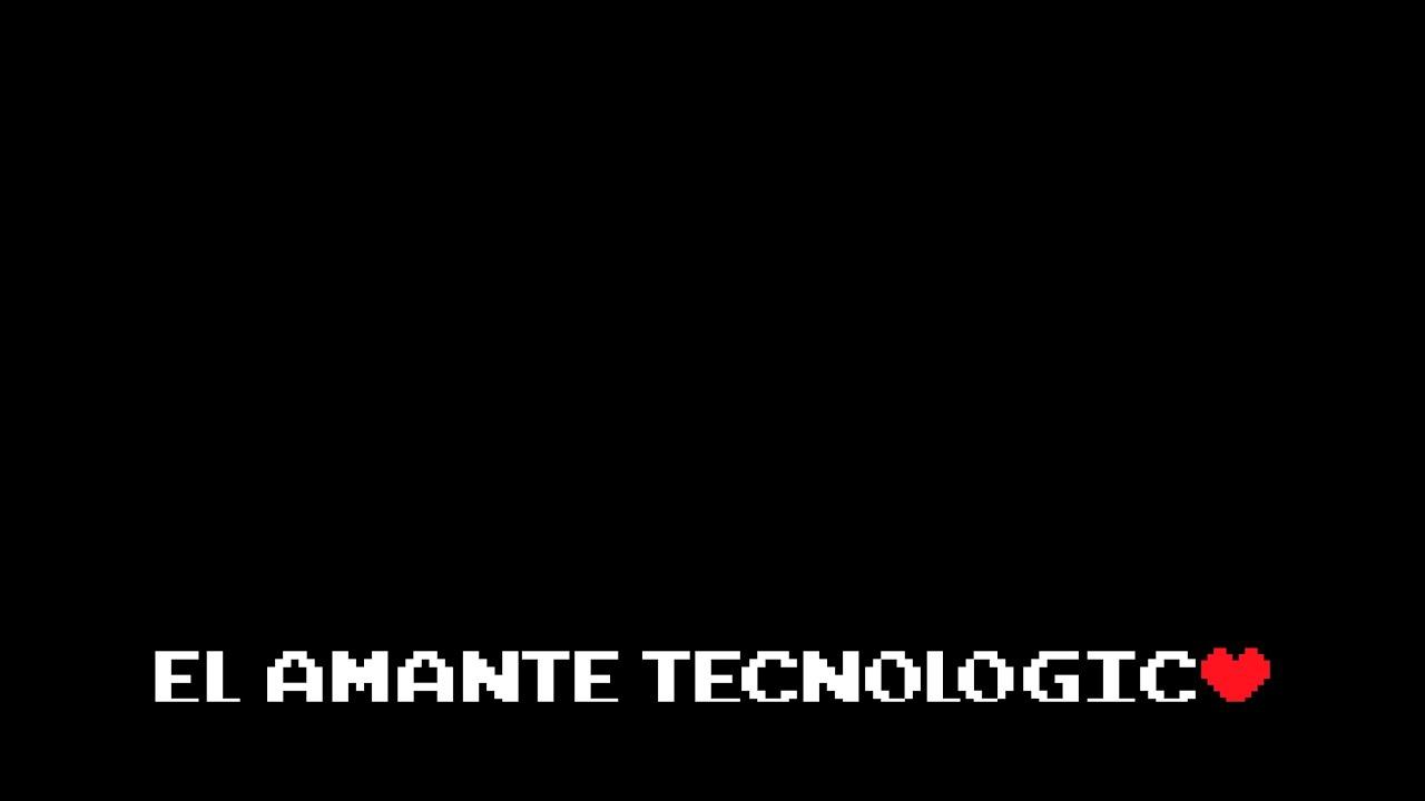 EL AMANTE TECNOLOGICO / marzo2021