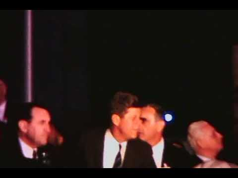 JFK in Waterbury, CT Oct  17, 1962
