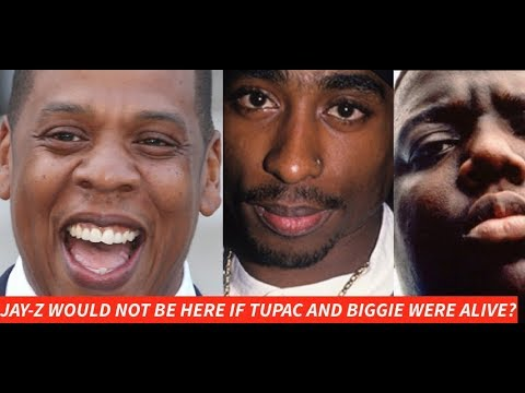 Jay-Z Would Not Exist if 2PAC and Biggie were ALIVE... THE ARGUMENT... Have to HEAR THIS! ... TUPAC