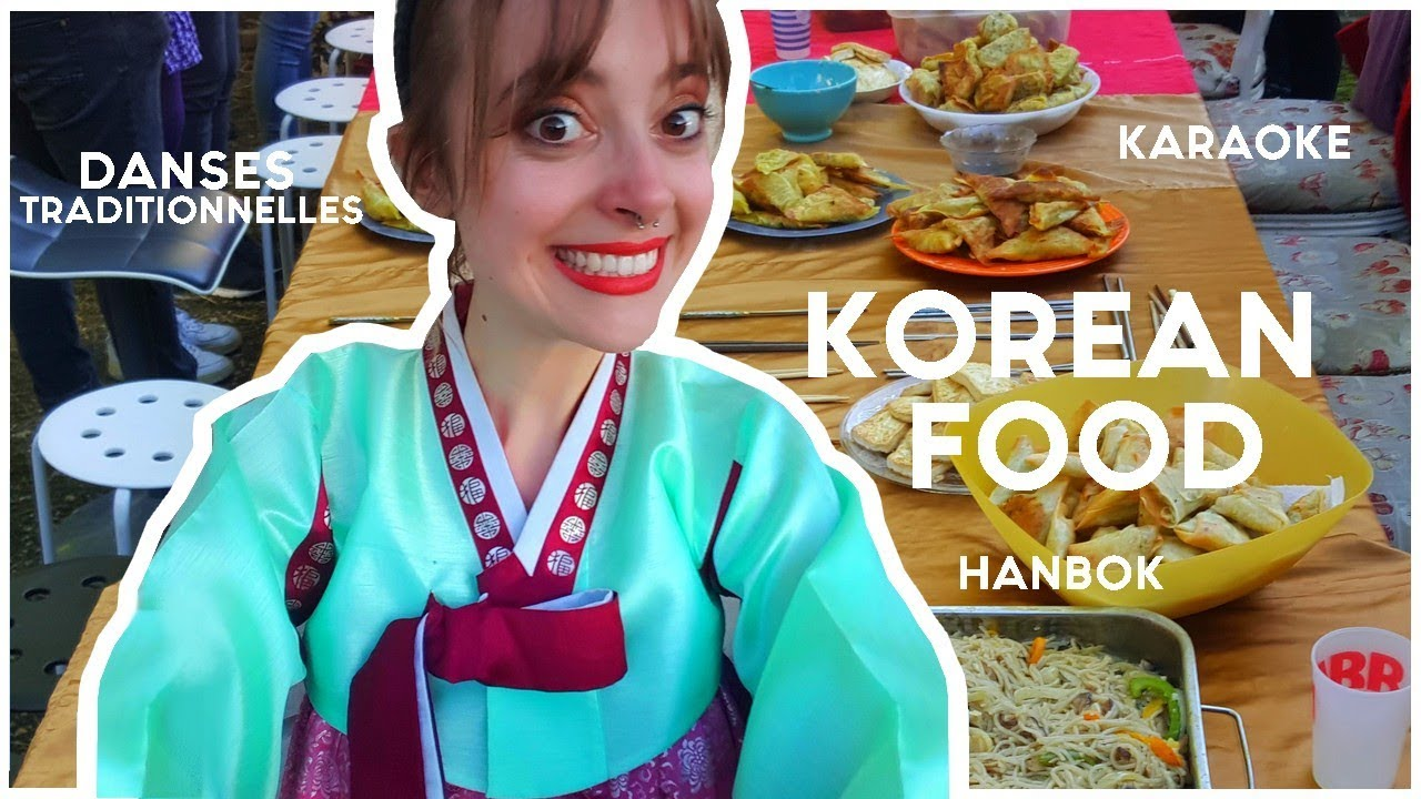 VLOG Nouvel An Lunaire en HANBOK :) (ASSOCIATION COULEUR COREE)
