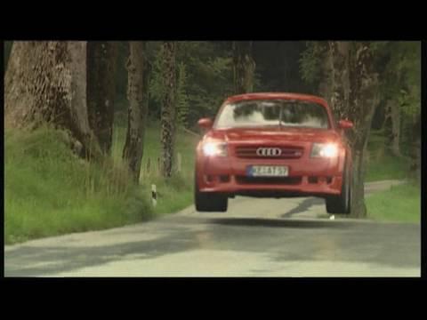 Audi TT von Abt Sportsline Abt Sportsline hat den Audi TT na