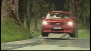 Audi TT DTM Videos